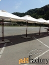 зонт торговый 3х3 м.