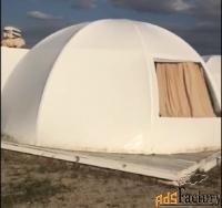купольный шатер 6 м.