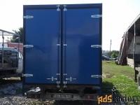 автоворота для грузовиков (жесть, сталь, фанера)