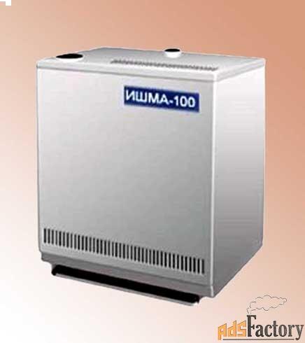 котел газовый ишма-100