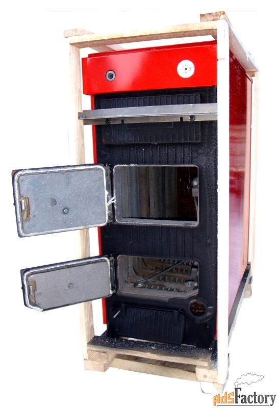 котел чугунный кчм-5-к 9с (80 квт, тв.топл.)