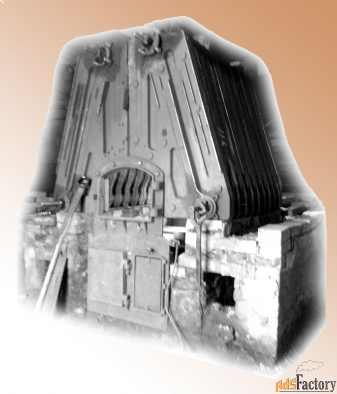 котел чугунный универсал-6м