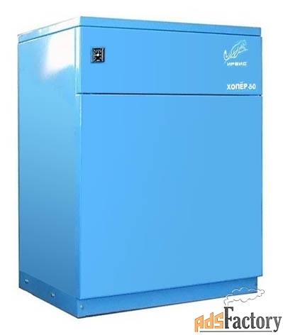 котел газовый хопер-50 (на 500 кв. метров)
