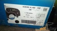 циркуляционный насос lowara ecocirc xl n32-120f 230