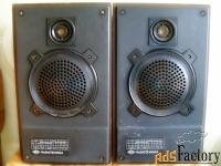 колонки радиотехника 6ас-221 (s-30a) ссср.