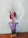 ваза для цветов (чехословакия).