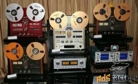 оцифровка аудиокассет и магнитофонной ленты