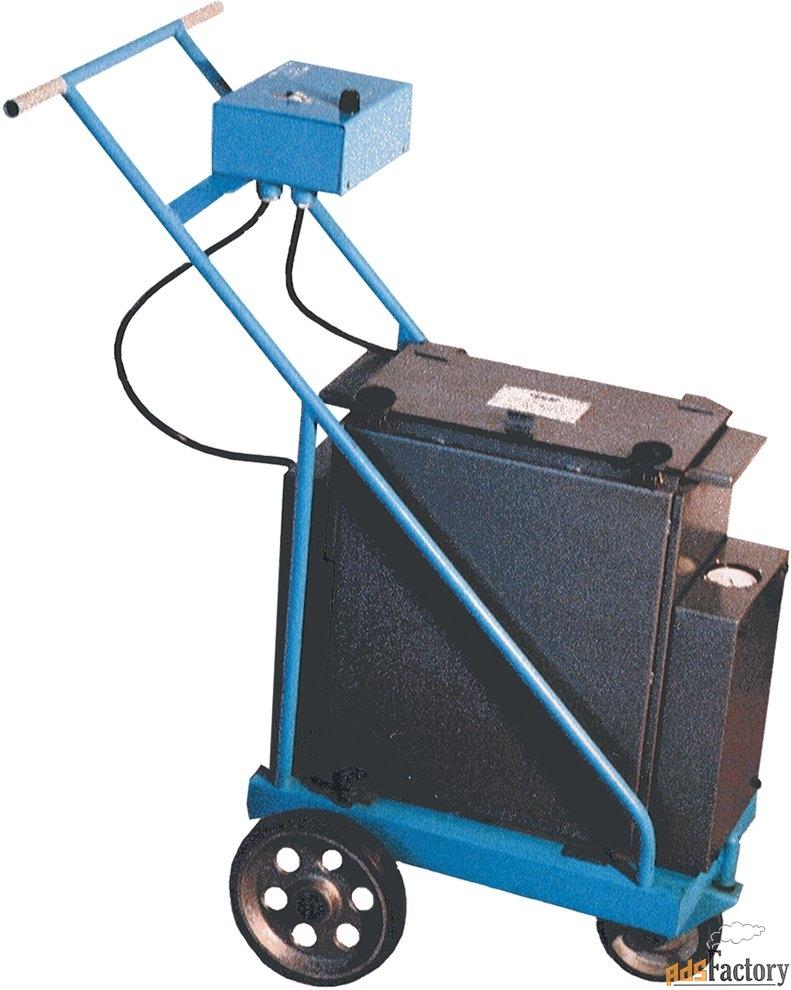 умн-1 установка нагрева подшипников в масле