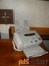 Телефон-факс Panasonic KX-FM131 для интерьера.