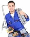 монтаж электроснабжения частного дома
