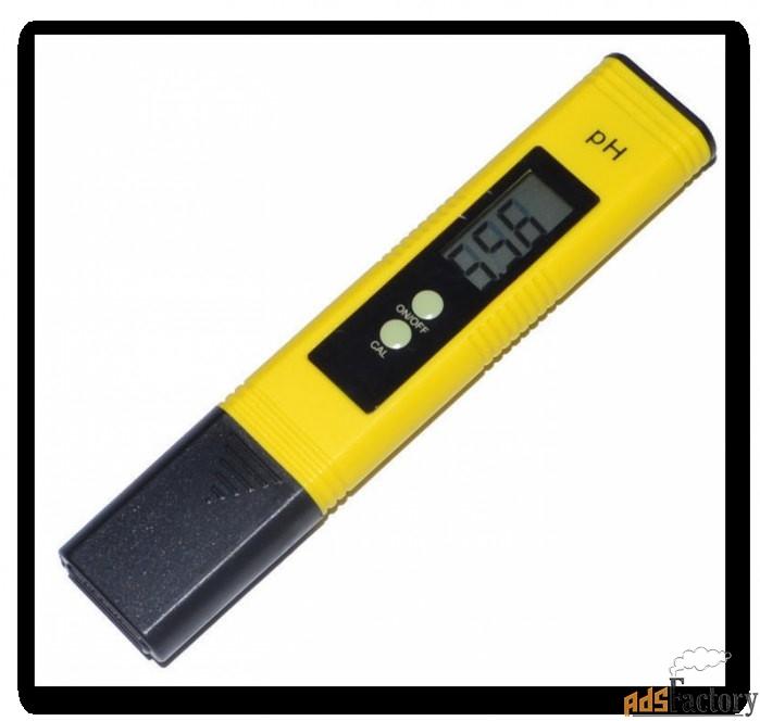 компактный измеритель ph кислотности - новый