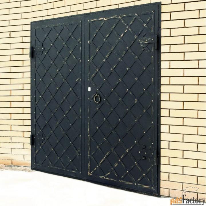 металлические ворота сварим, изготовим. рольставни из металла устновим