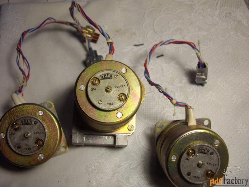 шаговый электродвигатель эрго эи-1 ухл3.1