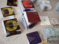md – диски 94 штуки. новые .