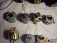моторчики, моторчики. для радиолюбителя