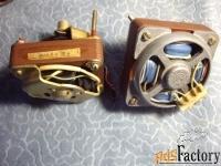 4 мотора для проигрывателей и магнитофонов