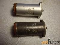 двигатель-генератор дг-0,5та 2 штуки