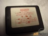 фильтр для радиоаппаратуры  3 штуки  италия
