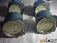 дифманометр-тягомер   год выпуска 1985 и 1989 год новые.