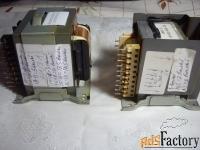 трансформаторы предположительно от музыкального центра  aiwa 2 штуки.