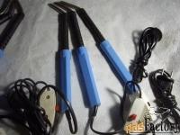 новые низковольтные  паяльники 6 штук с жалом  эпсн-65