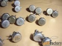 для радиоаппаратуры регуляторы