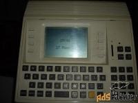 электронная настольная телефонная записная книжка  amper - амт400