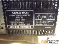 Муз центр «ONKYO FR -V7 Япония. 1