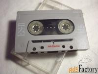 Аудиокассета Sony ES-II  Anti- Vibration
