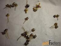 Транзисторы  AU