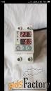 реле напряжения 220 вольт 63 ампера
