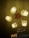 люстра на 5 ламп арт(5472/5)