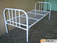 кровати металлические для строителей ,и дома .
