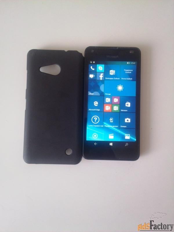nokia lumia 550 microsoft