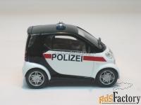 полицейские машины мира 45 smart city coupe, полиция австрии