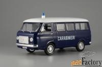 полицейские машины мира №2 fiat 238 carabinieri 1967.полиция италии