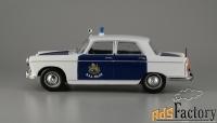 полицейские машины мира №47 peugeot 404