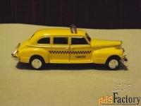 автомобиль зис-110 такси технопарк