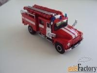 автомобиль зил 130-431410 kazakhstan пожарная машина (1964)