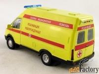 автомобиль на службе №40 семар-3234.реанимация новорожденных