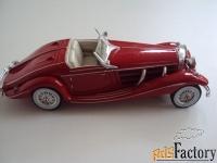 Автомобиль Mercedes Benz 540K 1936