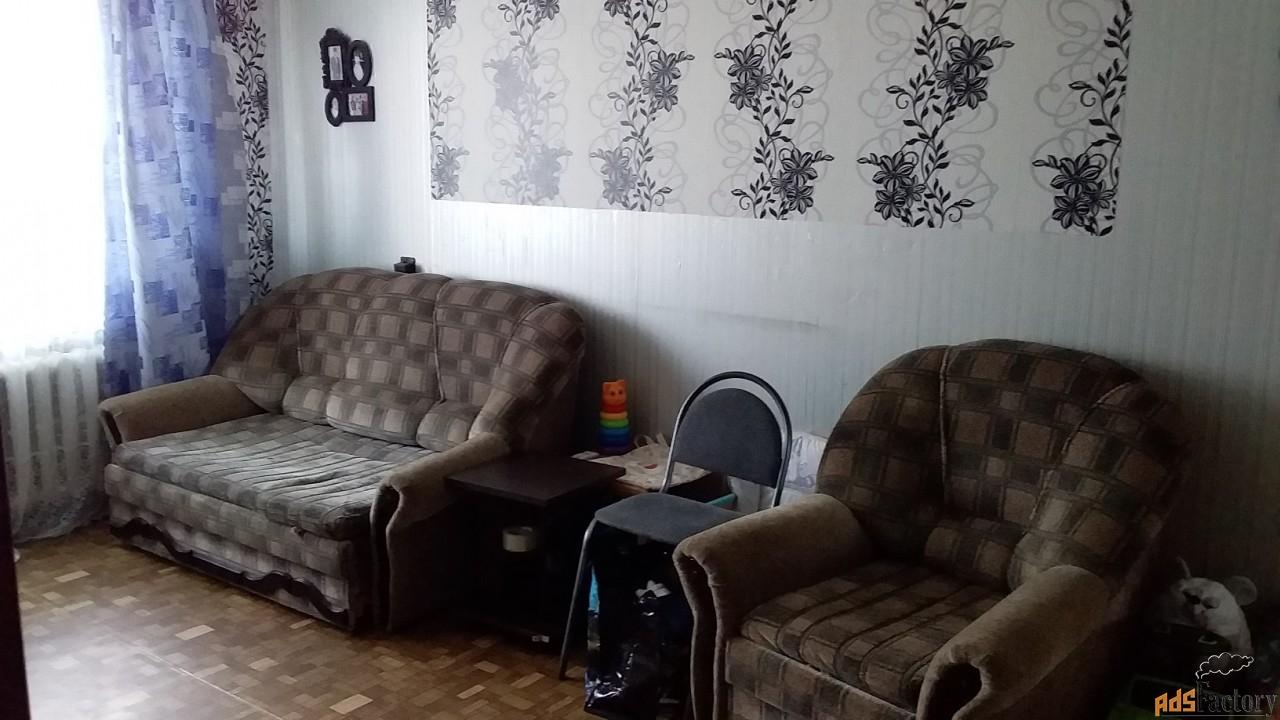 2 - комн.  квартира, 50 м², 7/9 эт.