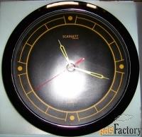 продаю настенные кварцевые часы scarlett