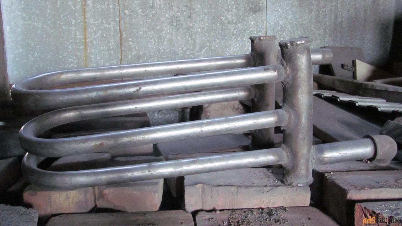 радиатор для печного отопления.