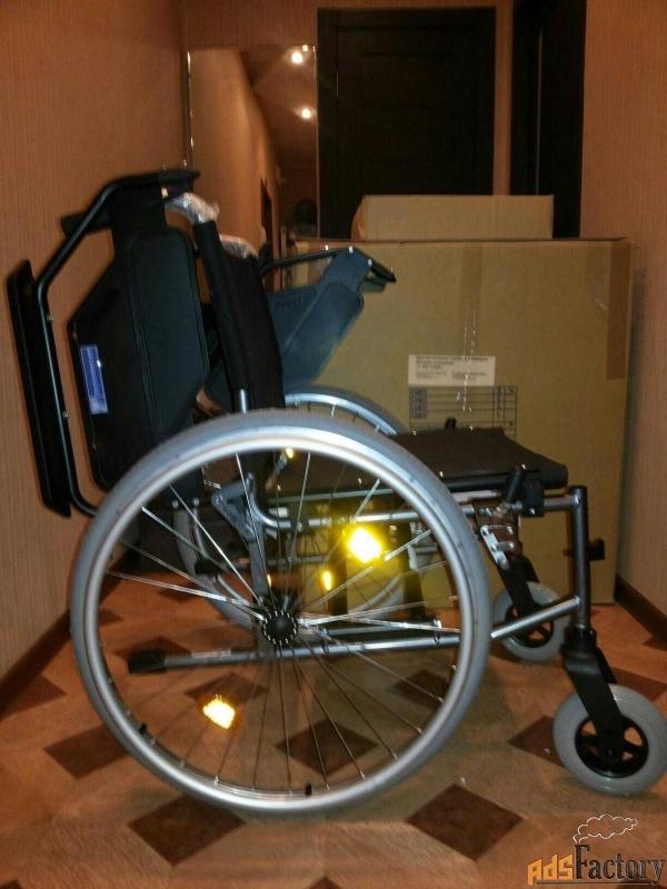 инвалидная коляска caneo b (ly-250-110051)51см.шир