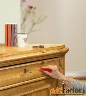 воск для ремонта мебели и ламината