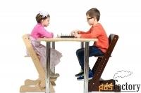 детский растущий стул «конёк-горбунёк»