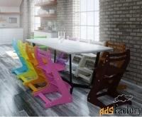 детский растущий стул вырастайка