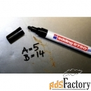 маркер лаковый (маркер-краска) edding-750
