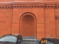 красный туф камень для ярких домов поставка 3 дня по россии